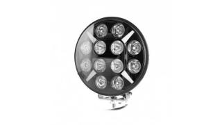 Nizled LED Extraljus 120W kombo