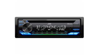 JVC KD-T922BT, bilstereo med Bluetooth och handsfree
