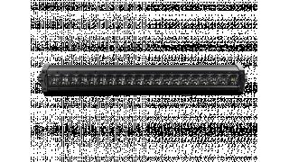 """22"""" 200W Driving Luxtar Lightning X20 Black 570mm E-Märkt"""