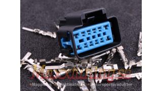 Kontaktdon 12-poligt hylsdon GT150
