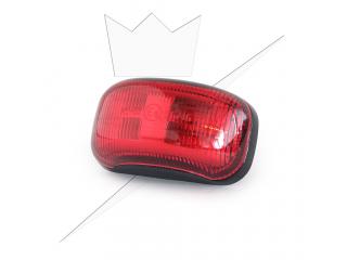 Nightshift® Markeringsljus LED 10-30V Röd