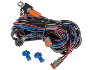 Kabelsats med HD-DT konatkt för 2 ljus