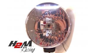 NBB Alpha 225 H1 Fjärr med LED list