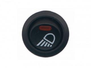 Strömbrytare Arbetsljus symbol