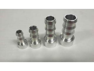 15mm Svetsnippel Aluminium