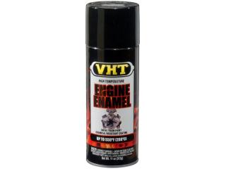 ENGINE ENAMEL SVART BLANK (288°C)