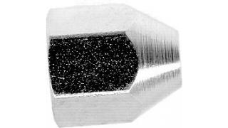 Bromsrörsnippel  hona 3/8-24 för 5mm rör