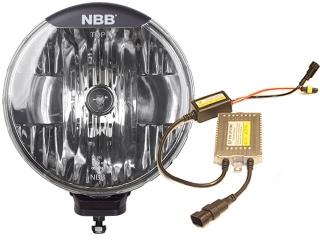 NBB Alpha 225 LED med inbyggt 70w Xenon