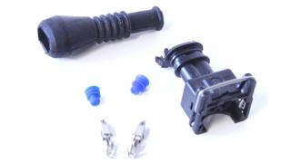 Kontaktdon 2-polig hylsdon Bosch JPT (spridare)