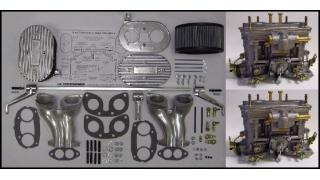 Dubbla Weber IDF 40mm Kit