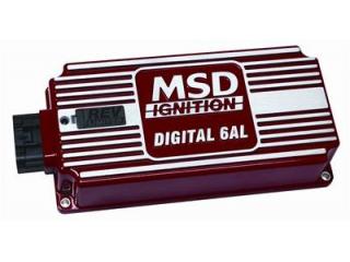 MSD 6AL  Digital Tändsystem med varvbegränsare
