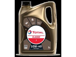 5L   Motorolja Total Classic 5L SAE 10W-40