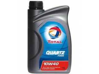 1L   Motorolja Delsyntet Quartz 7000 (SN) 1L SAE 10W-40