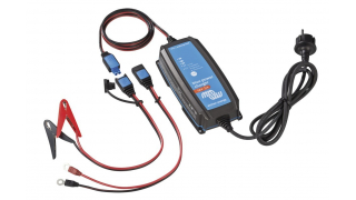 12V/5A BLUE POWER IP65 CHARGER + DC CONNECTOR